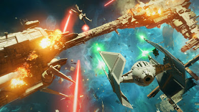 Star Wars Squadrons brand new game from EA