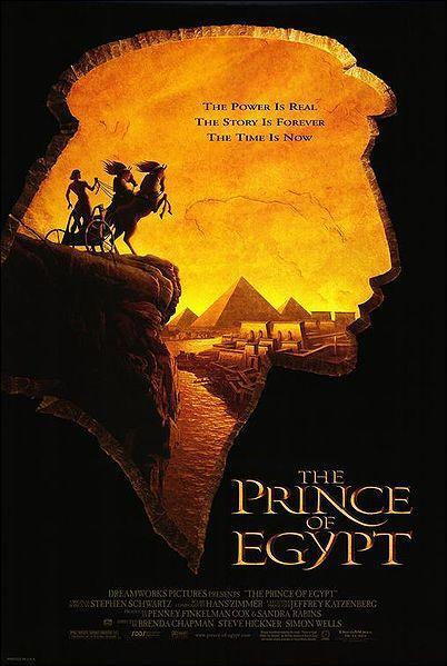 La Bogeria del Cine   El príncipe de Egipto