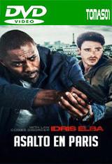 Asalto en Paris (2016) DVDRip