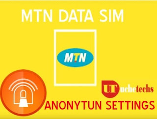 MTN DATA SIM ANONYTUN