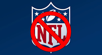 Anti NFL logo