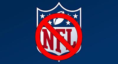 Anti NFL logo