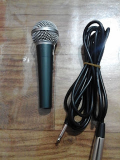 Sewa Mikrofone Kabel