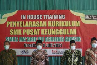 IHT SMK Pusat Keunggulan Dan Sekolah Pengerak SMKS Ma'arif NU Benjeng Gresik