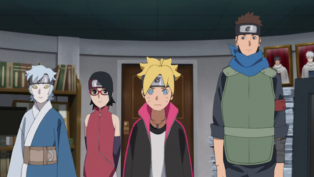 BORUTO NARUTO NEXT GENERATIONS EPISODE 40 ENGLISH SUB HD (Download or Watch Online)
