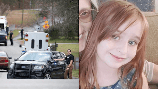 Abducted 6-year-old School girl Faye Swetlik died from asphyxiation