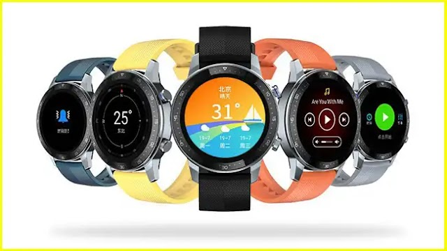 ZTE Watch GT smartwatch with GPS receiver and heart rate sensor costs $ 90