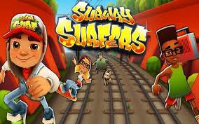 Best runnig game subway surfer new update