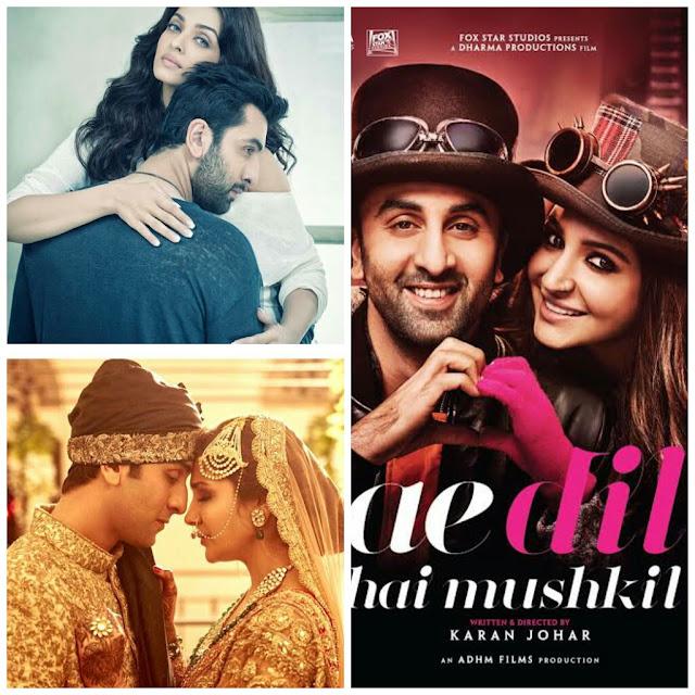 Ae Dil Hai Mushkil Full Movie Download on Pagalmovies