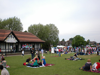 The Largest Picnic Ever was held in Luton