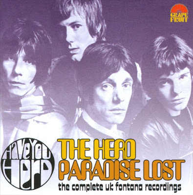 The Herd - Paradise Lost. The Complete UK Fontana Recordings