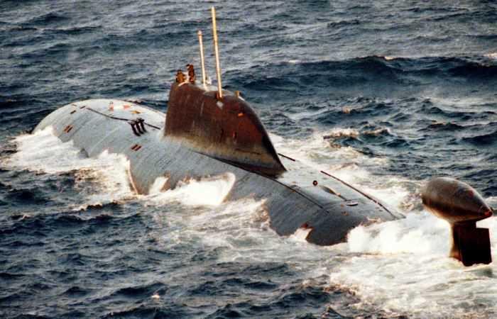 Kapal selam kelas Akula II