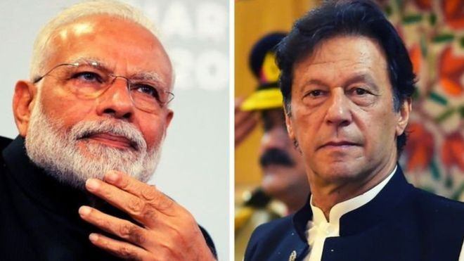 Modi Afraid: Reaction of Imran Khan's speech