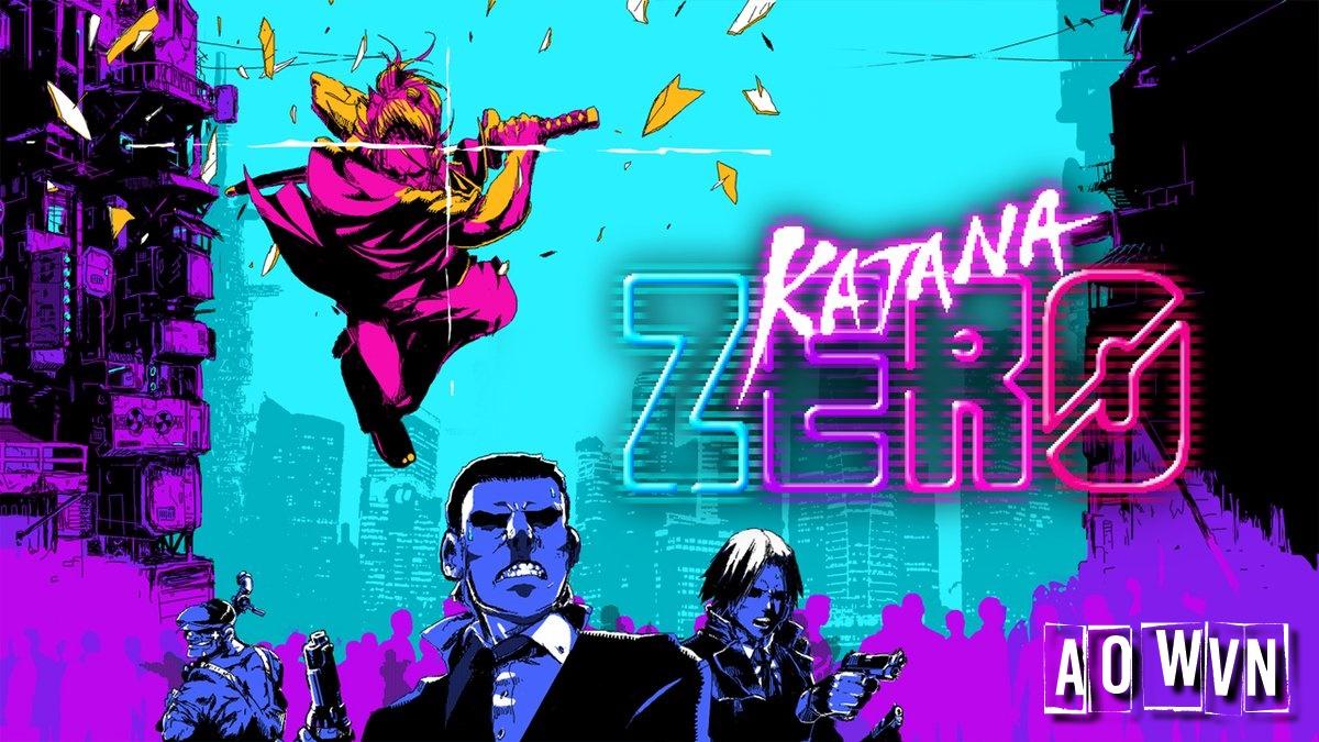 katana - [ NEW ] Game : Katana Zero | PC - Đừng để anh Hasagi