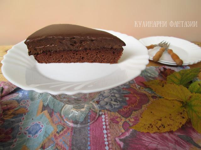 Торта Шоколадов мус