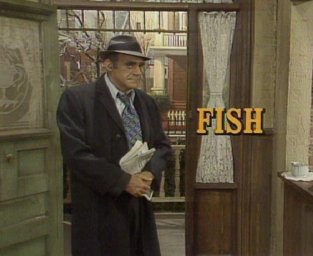 Spanish popeye fish fridays intro for Barney miller fish