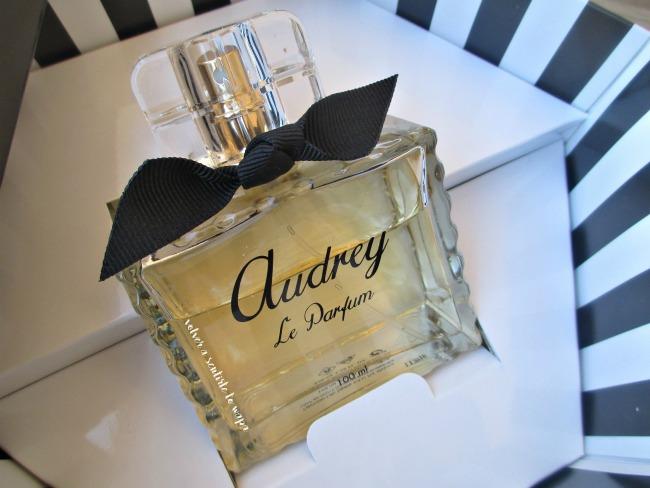 Fragancia Audrey Le Parfum - Saphir Perfumes