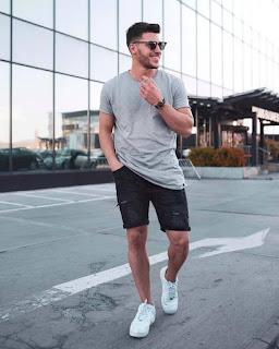 Đâu là những items giày phù hợp khi mặc cùng quần short nam?