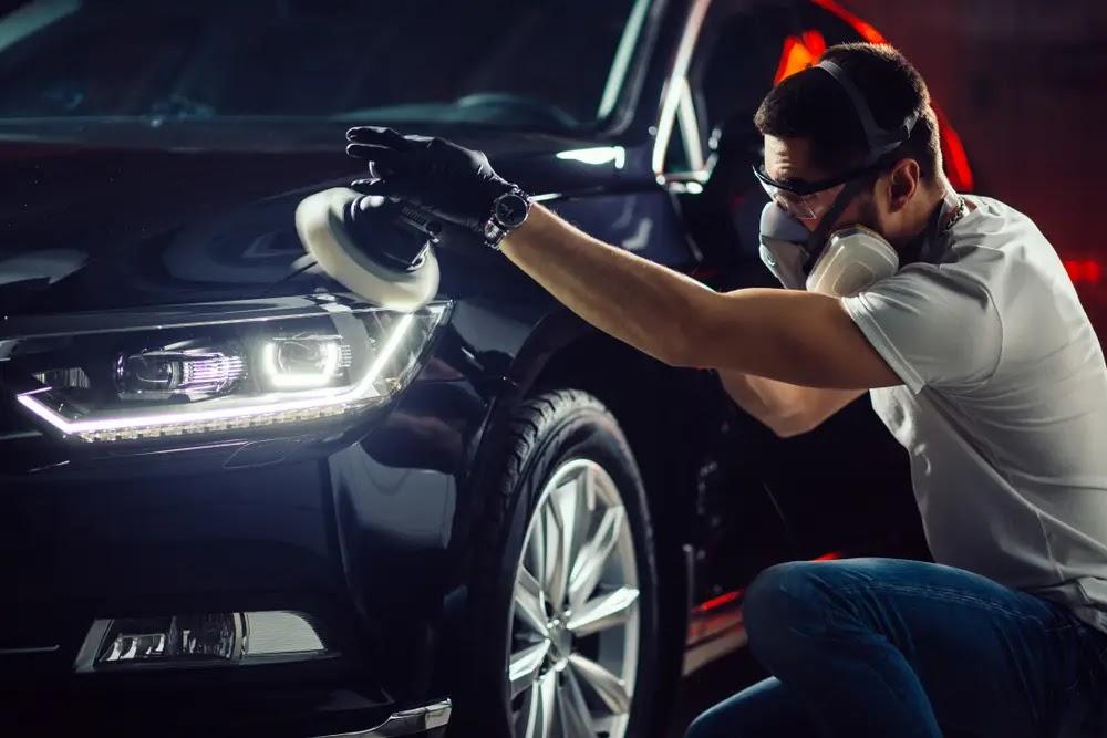 Diperhatikan Ketika Akan Melakukan Detailing Mobil - Melakukan detailing dengan sabar dan menyeluruh