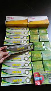 Orderan Konsumen & Distributor