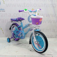 16 family sparks ctb sepeda anak