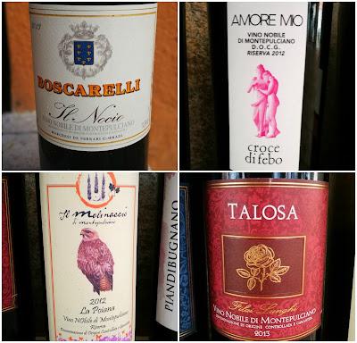 vino nobile di montepulciano sangiovese purezza