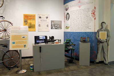 A Tribute To Genius and Generosity-The Elliott Story exhibition at the Elliott Museum