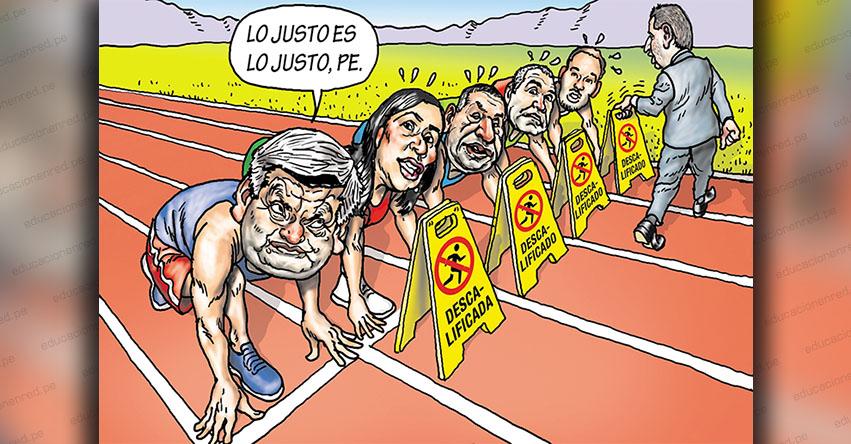 Carlincaturas Sábado 25 Julio 2020 - La República