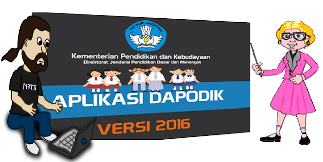 Peran PTK dan Operator Sekolah Sangat Penting Pada Dapodik V 2016