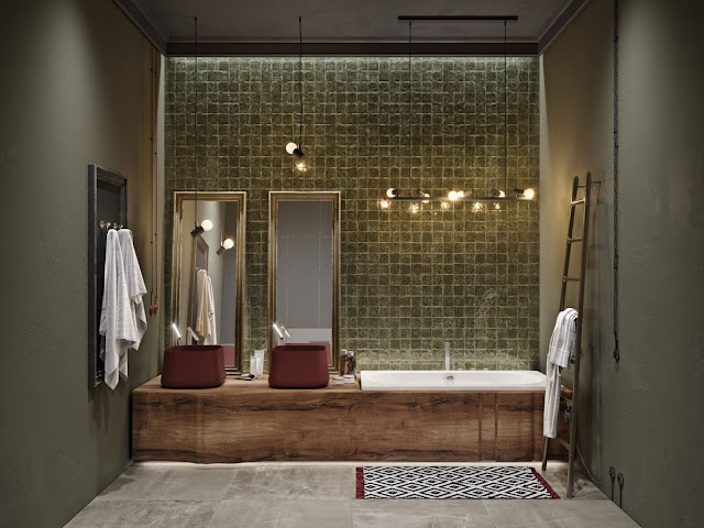 Bathroom Wall Tiles Design India