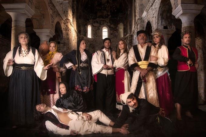 Κερδίστε είκοσι διπλές προσκλήσεις για την παράσταση «Κάντω Τζαβέλλα» του Θανάση Σταυρόπουλου