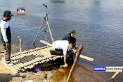 Sungai Bengawan Solo Diduga Tercemar, DLH Bojonegoro Segera Lakukan Pengujian