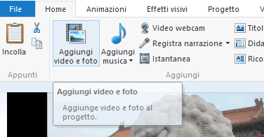 Come fare un video con foto e musica