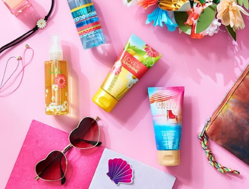 Bath & Body Works Free Item Coupon