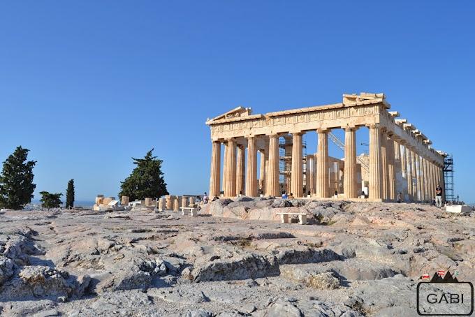 Akropol bez tłumów
