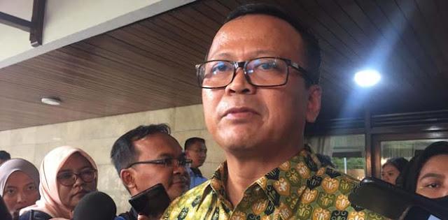 Edhy Prabowo Terjaring OTT KPK,Itu Peringatan Bagi Seluruh Penyelenggara Negara