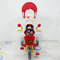 Sepeda Roda Tiga Nakami Mickey Mouse Tricycle