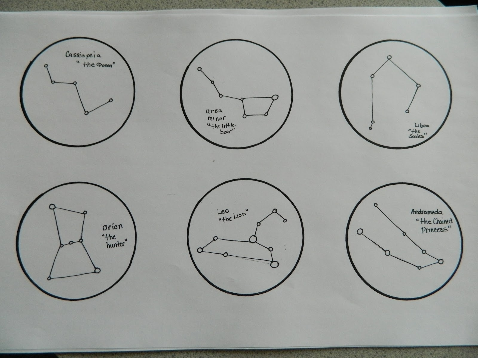 Miss Holly Learns To Teach Lost In Space Constellations