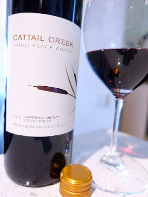 Cattail Creek Estate Series Cabernet Merlot 2012 (89 pts)