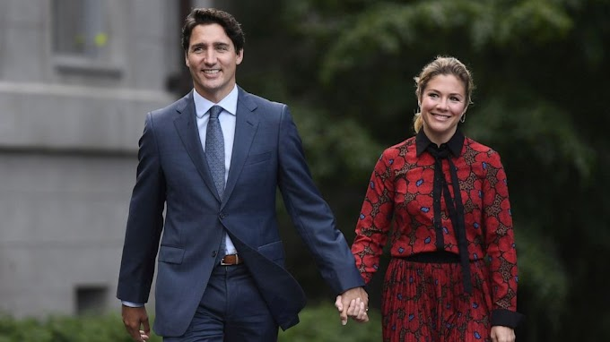 Canadian Prime Minister, Justin Trudeau's wife recovers from coronavirus