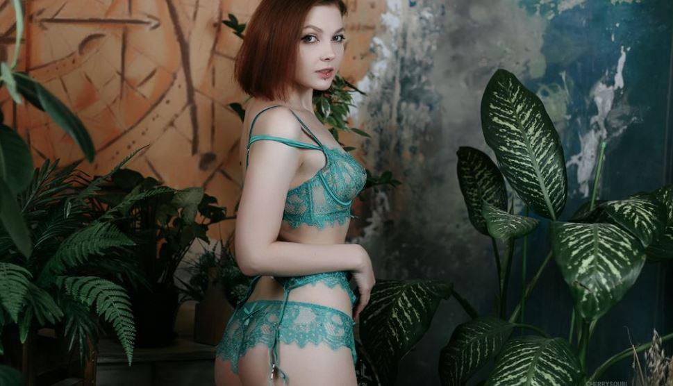 CherrySoubi Model GlamourCams