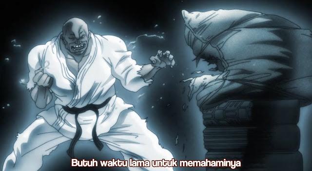 Baki Episode 08 Subtitle Indonesia