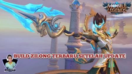 Build Zilong Tersakit Setelah Update