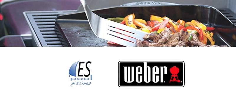 Barbacoa SmokeFire de Weber - Espool Piscinas