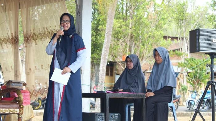 Sambut Milad ke-107, PC Muhammadiyah Tellulimpoe Gelar Tabligh Akbar