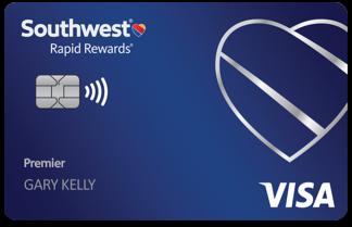 Chase Southwest Rapid Rewards Premier Credit Card Review