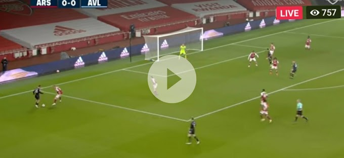 Arsenal vs. Aston Villa: Live stream