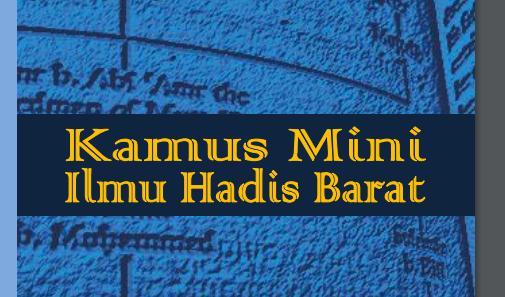 Download Buku Kamus Mini Ilmu Hadits Barat
