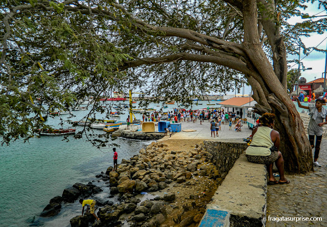 Vila de Palmeira, Ilha do Sal, Cabo Verde