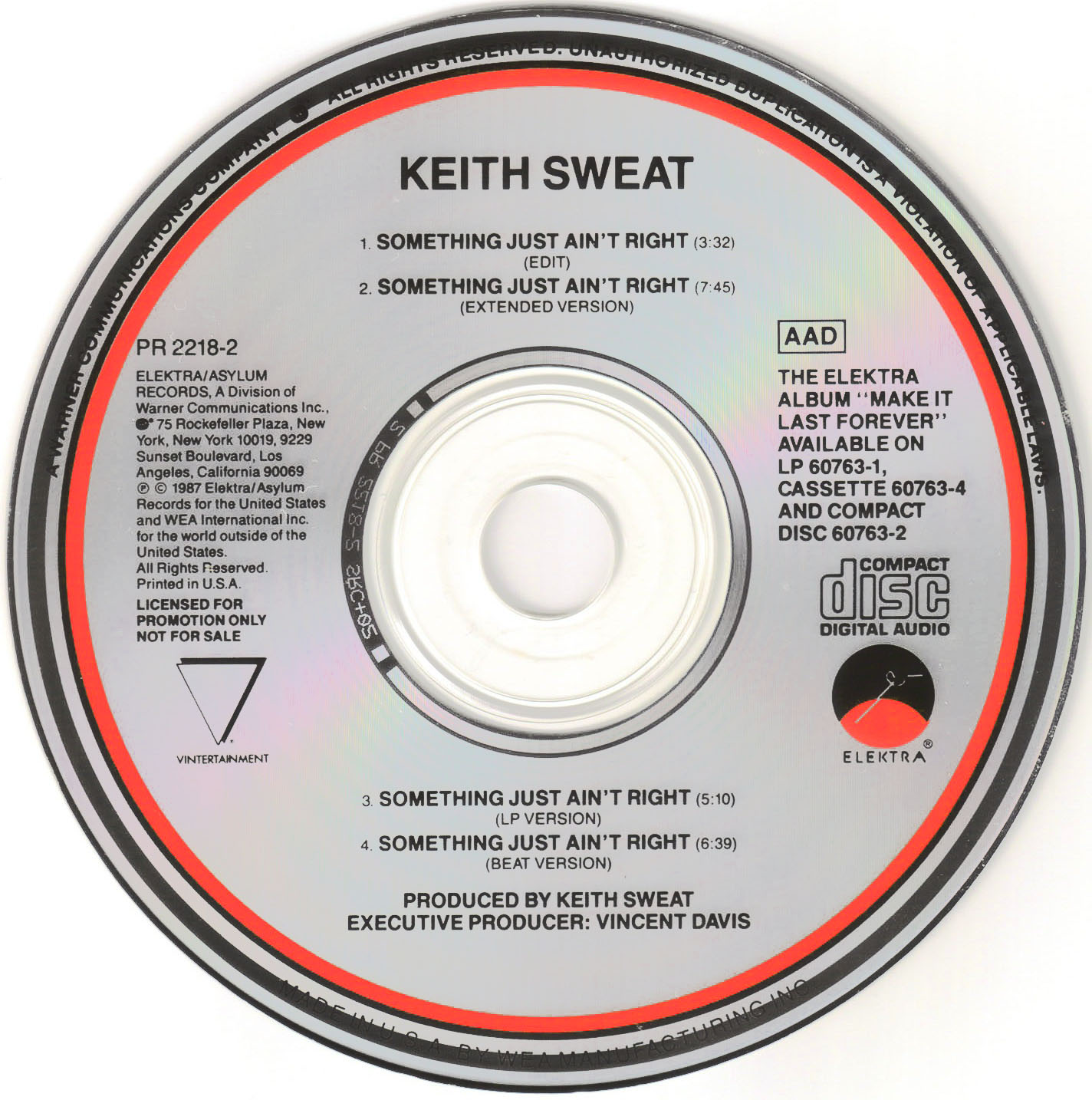 New Jack Movement Keith Sweat Something Just Ain T